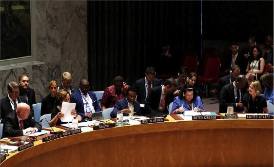 Photo of معركة أفريقيّة للحصول على مقعد في مجلس الأمن