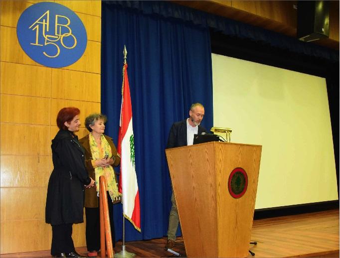Photo of افتتاح مهرجان بيروت للأفلام الفنية الوثائقي بنسخته الخامسة