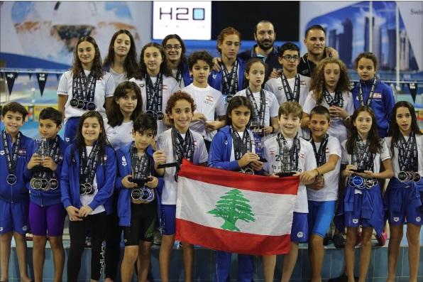 Photo of 105 ميداليات و12 رقماً جديداً للنجاح في سباحة قطر