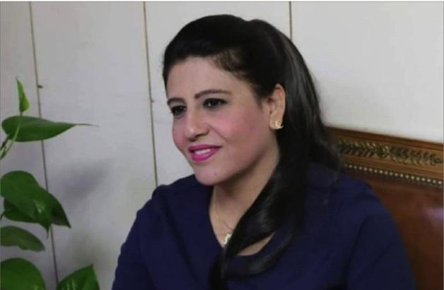 Photo of جورجينا رزق النائب في البرلمان السوري في ذمة الحق والحياة