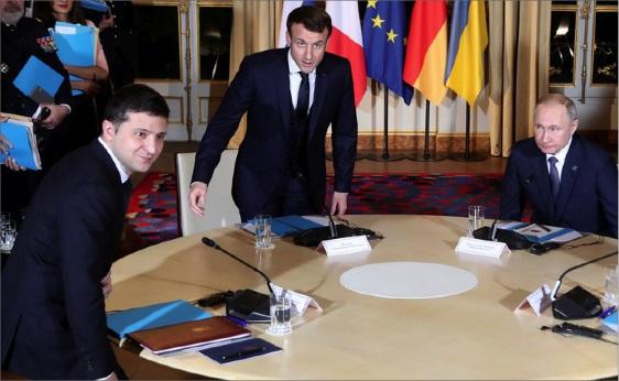 Photo of انطلاق قمّة «نورماندي» لحل سلميّ ومستدام للأزمة الأوكرانية