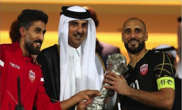 Photo of »كأس الخليج« أول لقب للبحرين  والمكافأة 3 ملايين دولار من قطر