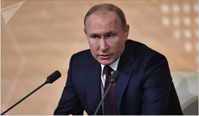 Photo of بوتين: علاقتنا بالصين تتخطى الأرقام..  ومهتمّون بتطوير العلاقة مع واشنطن