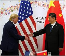 Photo of الصين تطالب أميركا بالتهدئة وترامب يعلن رسمياً التوصل إلى اتفاق تجاري معها