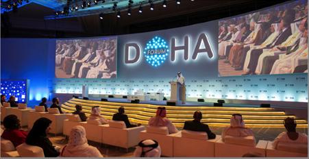 Photo of منتدى بطرسبورغ الاقتصادي ومنتدى الدوحة  يبحثان استثمارات رؤوس الأموال المغامرة