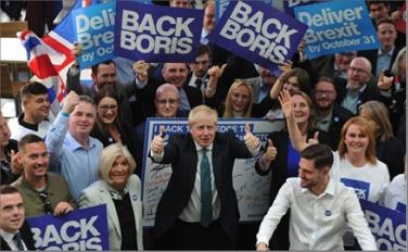 Photo of ما بعد فوز جونسون.. اقتراع حول بريكست قبل الميلاد.. واسكتلندا: لن تبقى المملكة ضدّ رغبتنا