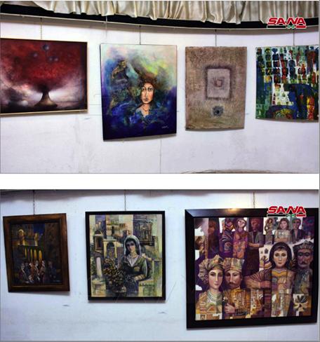 Photo of معرض فنّي تشكيلي تكريماً للفنان الراحل وحيد مغاربة… لوحات تعبيرية وواقعية