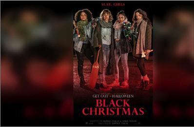 Photo of طرح فيلم «Black Christmas»  في دور العرض