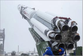 Photo of إطلاق ثالث أقمار Electro-L إلى الفضاء في روسيا