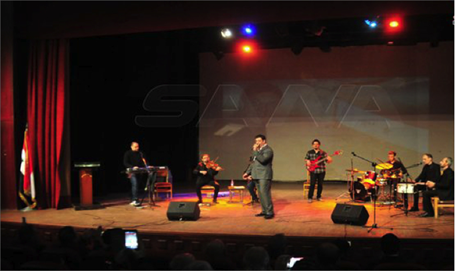 Photo of انطلاق فعاليات «ملتقى فهد بلان للموسيقى في السويداء…  أمسيات موسيقيّة ومحطّات تشكيلية فريدة