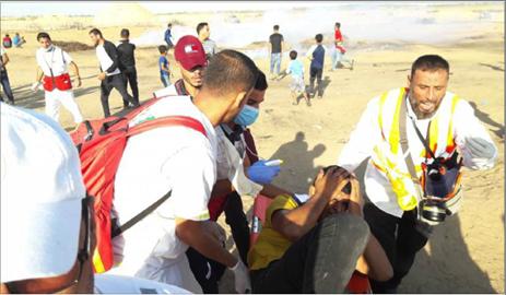Photo of إصابات بجمعة «دماء الشهداء ترسم الطريق»..  حماس: عدوان 2008 يُثبت استحالة هزيمة شعبنا