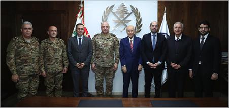 Photo of اتفاقية تعاون بين الجيش والجامعة اللبنانية الدولية