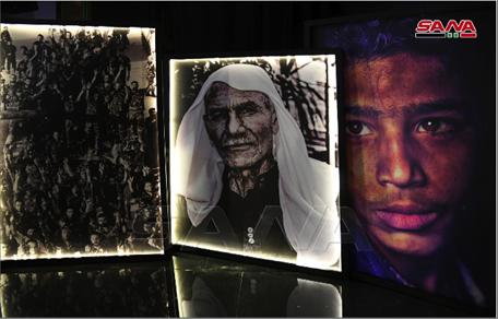 Photo of معرض «الشاهد» لخلدون كيلاني…  توثيق للذاكرة والمشهد بصورة كاملة