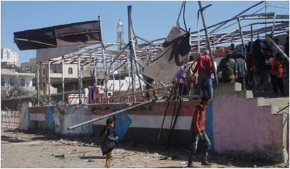 Photo of انفجار يستهدف عرضاً عسكرياً للمجلس الانتقالي  و«أنصار الله» تؤكد الجهوزية لمرحلة الوجع الكبير في السعودية والإمارات