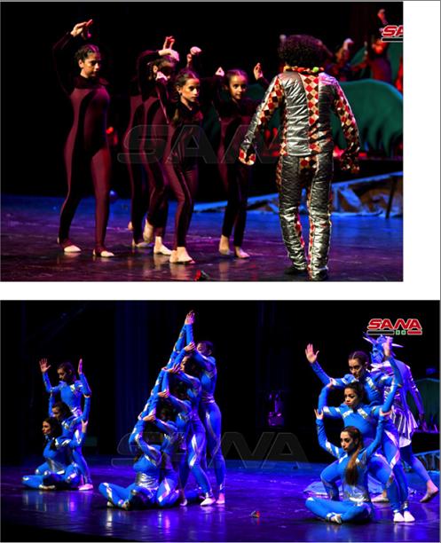 Photo of عرضٌ مسرحيٌ بعنوان «الحلم» على مسرح دار الأوبرا…  احتضانٌ ثقافي لأجواء الأعياد