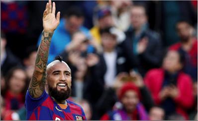 Photo of برشلونة يرفض عرض الانتر لضمّ فيدال