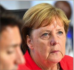Photo of ميركل تقضي أكبر فترة زمنية كمستشارة في تاريخ ألمانيا