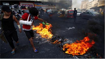 Photo of جريمة مروّعة في بغداد: 7 شهداء و3 جرحى من «الحشد الشعبي» بتفجير  موسكو: نأمل أن يتمكّن العراق من تأليف حكومة