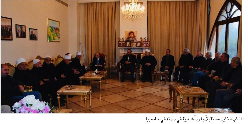"""Photo of """"التنمية والتحرير"""": المجلس النيابي هو المؤسسة الوحيدة القادرة على تلبية المطالب"""