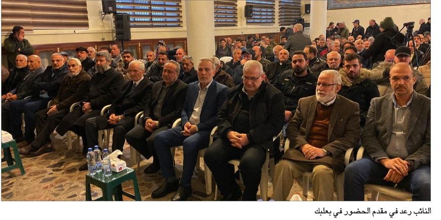 Photo of ردود منتقدة لكلام عودة عن المقاومة: غير بريء ويبرّر محاولة استهدافها