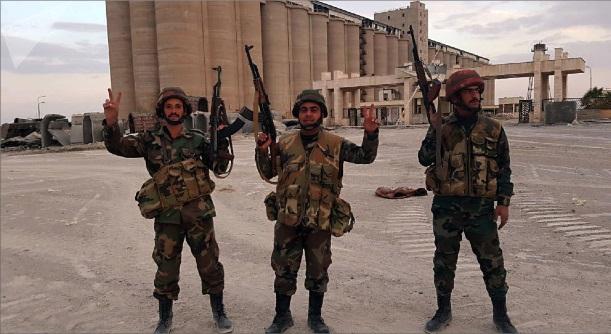 Photo of الجيش السوري والشرطة الروسية يدخلون مركز صوامع «شركراك» الاستراتيجية شمالي الرقة