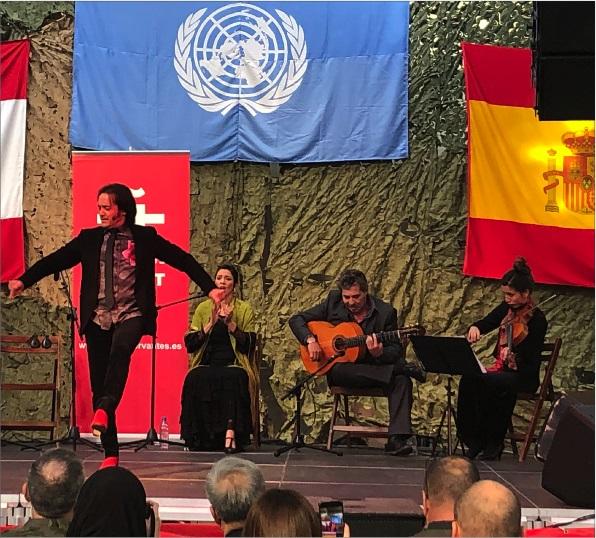 Photo of تقاليد الموسيقى الفولكلورية  ضمن فعاليات مهرجان «فلامينكو» في لبنان