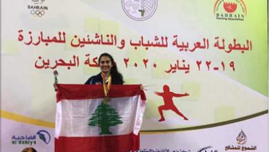 Photo of بطولة العرب للسباحة ـ أشبال وناشئين ميداليتان ذهبيتيان وبرونزية للبنان