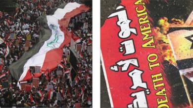 Photo of رئيس الجمهورية يؤكد أن العراقيين مُصرّون على دولة ذات سيادة.. الصدر يضع 7 نقاط لخروج القوات الأميركية وسم «#ثورة_العشرين_الثانية»: ترامب، العراق ليس السعودية
