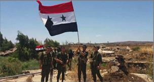 Photo of الجيش السوريّ في «معرشورين» ويبدأ بتطويق معرّة النعمان