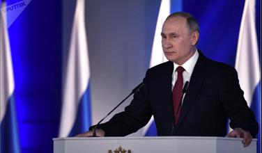 Photo of بوتين يحيل إلى الدوما مشروع قانون التعديلات الدستوريّة