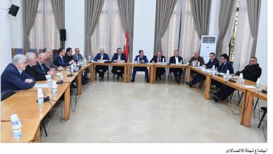 Photo of لجنة الاتصالات: استرداد قطاع الخلوي تلقائي ولا يحتاج إلى قرار مجلس الوزراء