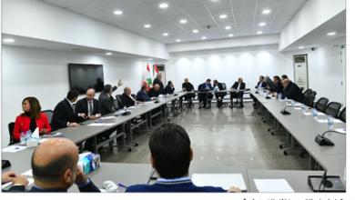 Photo of كنعان بعد اجتماع «لبنان القوي»:  مستعدون للتعاون والدعم والمحاسبة