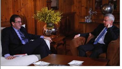 Photo of فرنجية عرض الأوضاع مع سفيري فرنسا والأرجنتين