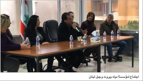 Photo of جبران: حملة التنقية في مؤسسة مياه بيروت تلاقي مطالب الحراك بشفافيّة المؤسسات العامة