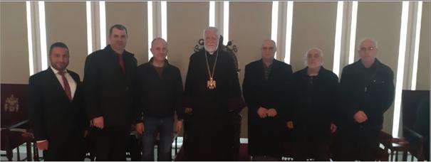 Photo of وفد من «القومي» هنّأ البطريرك كيشيشيان بالميلاد وتشديد على ضرورة التحصين الاجتماعي وتعزيز الوحدة الوطنية