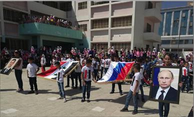 Photo of تزايد أعداد السوريين  الذين يتعلّمون الروسيّة في المدارس