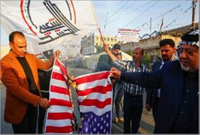 Photo of الحشد الشعبي: هل احتلت الطائرات الأميركية سماء العراق؟