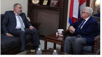Photo of عميد الخارجية في «القومي» التقى سفير روسيا الاتحادية في لبنان