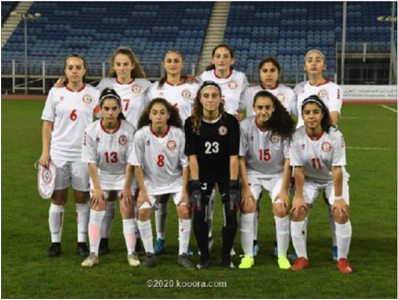 Photo of تأهل شابات لبنان  إلى نصف نهائي غرب آسيا