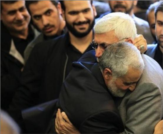 Photo of «الجنرال» و«المهندس».. عناق أبدي في الجهاد والاستشهاد