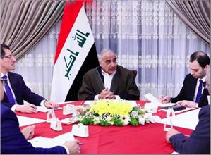 Photo of اجتماع خاص بمشاريع الاتفاق  العراقي الصيني برئاسة عبد المهدي