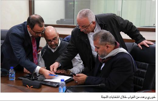Photo of خوري رئيساً للجنة الأخوّة البرلمانية الأردنية مع سورية والعراق وفلسطين ولبنان