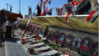 Photo of بغداد: اغتيال «عروس كربلاء»  لدى خروجها من ساحة الاعتصام