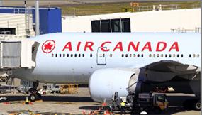 Photo of اصطدام طائرتين في مطار تورونتو في كندا