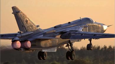 Photo of «سوخوي 24» في العيد الـ 50 للطلعة الأولى..  تسخر من حاملة طائرات أميركية