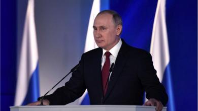 Photo of بوتين في رسالته السنوية إلى الجمعية البرلمانية الفيدرالية.. روسيا لن تسعى للحاق بأحد في مجال التسلّح بل على الآخرين اللحاق بها والقوى النووية الخمس مسؤولة عن الأمن في كوكبنا