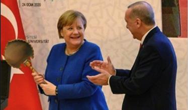 Photo of أردوغان يؤكد ضرورة حل الأزمة الليبيّة  لحماية حوض المتوسط من الفوضى!