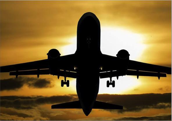 Photo of عجلة طائرة ركاب تتفكّك أثناء إقلاعها