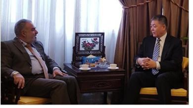 Photo of عميد الخارجية في «القومي» التقى سفير الصين في لبنان