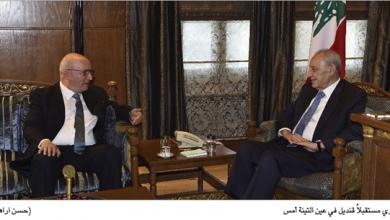 Photo of برّي استقبل دياب وقنديل خليل: أصبحنا على عتبة  تأليف حكومة اختصاصيين من 18 وزيراً